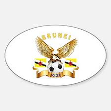 Brunei Football Design Decal