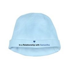 Samantha Relationship baby hat