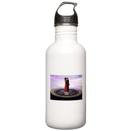 Michelle Barack Obama Stainless Water Bottle 1.0L