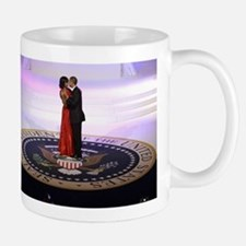 Michelle Barack Obama Small Small Mug