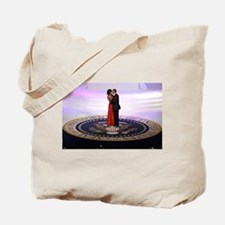 Michelle Barack Obama Tote Bag