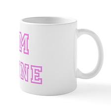 Pink team Roxanne Mug