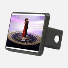 Michelle Barack Obama Hitch Cover