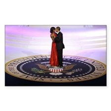 Michelle Barack Obama Decal