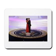Michelle Barack Obama Mousepad