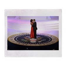 Michelle Barack Obama Throw Blanket