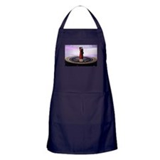 Michelle Barack Obama Apron (dark)