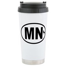 Minnesota Moose Travel Mug