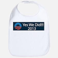 O yes we did!!! 2013 Bib