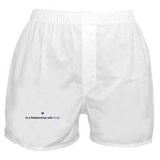 Rudy Relationship Boxer Shorts