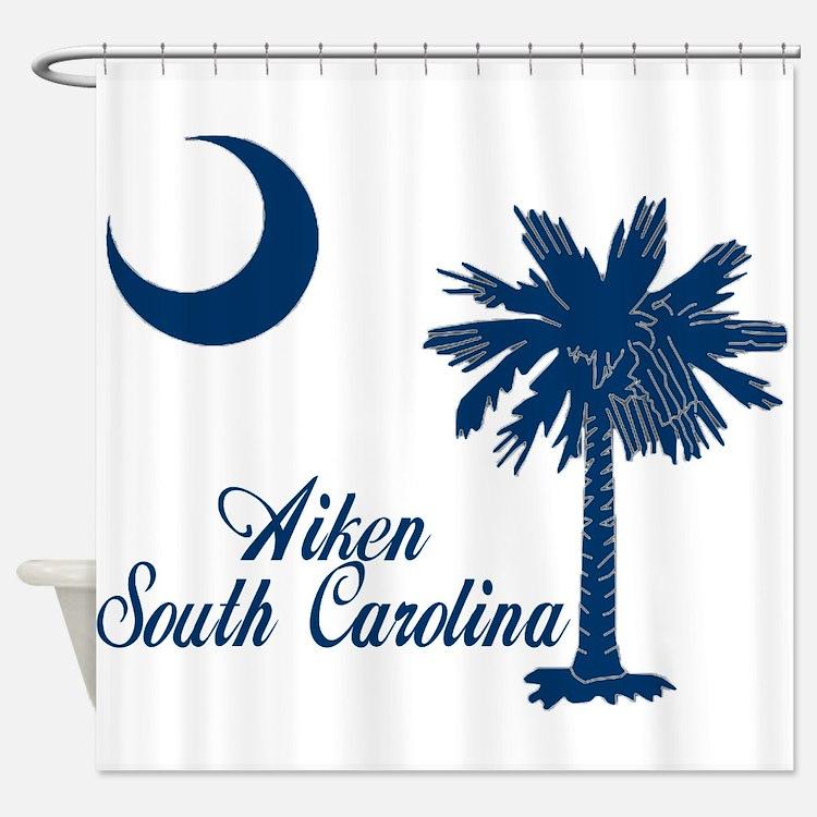 Aiken 1 Shower Curtain