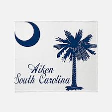 Aiken 1 Throw Blanket