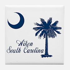 Aiken 1 Tile Coaster