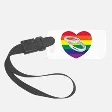 We put a Ring on it/Gay Pride Luggage Tag