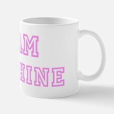 Pink team Josephine Mug