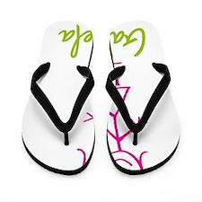 Gabriela-cute-stick-girl.png Flip Flops