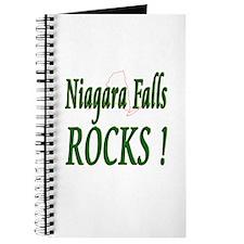 Niagara Falls Rocks ! Journal