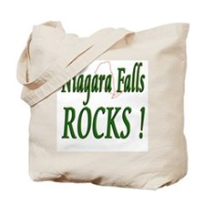 Niagara Falls Rocks ! Tote Bag