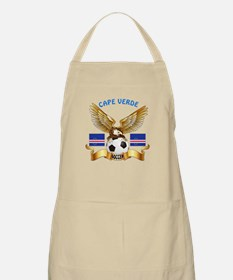 Cape Verde Football Design Apron
