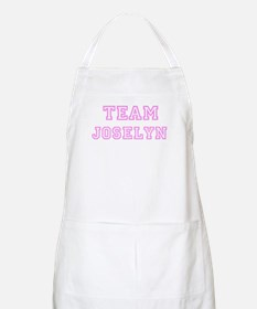 Pink team Joselyn BBQ Apron