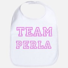 Pink team Perla Bib