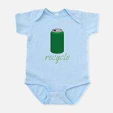 Soda Can Infant Bodysuit