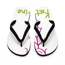 Katharine-cute-stick-girl.png Flip Flops