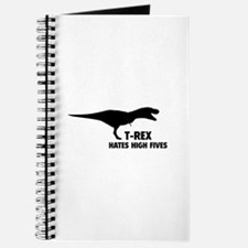 T-REX HATES HIGH FIVES Journal