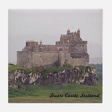 Duart Castle Ceramic Coaster