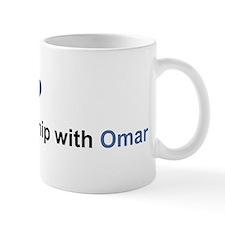 Omar Relationship Mug