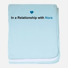 Nora Relationship baby blanket