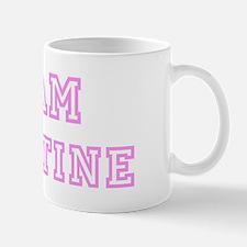 Pink team Christine Mug