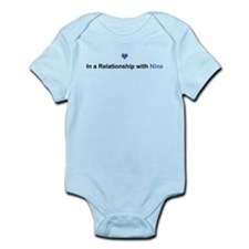 Nina Relationship Infant Bodysuit