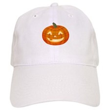 """Flannel Pumpkin"" Baseball Cap"