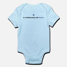 Natalia Relationship Infant Bodysuit