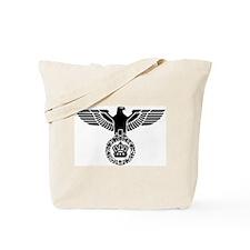 Eagle and King Tote Bag