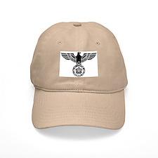 Eagle and King Baseball Cap