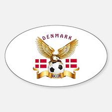 Denmark Football Design Decal