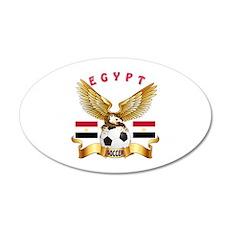 Egypt Football Design Wall Decal