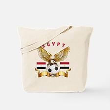 Egypt Football Design Tote Bag
