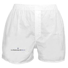 Marvin Relationship Boxer Shorts