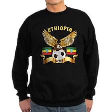 Ethiopia Football Design Sweatshirt