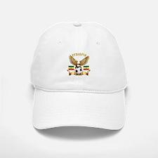 Ethiopia Football Design Baseball Baseball Cap