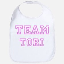 Pink team Tori Bib
