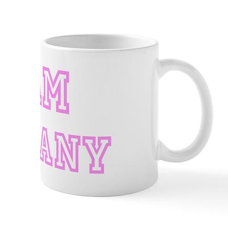 Pink team Stephany Mug