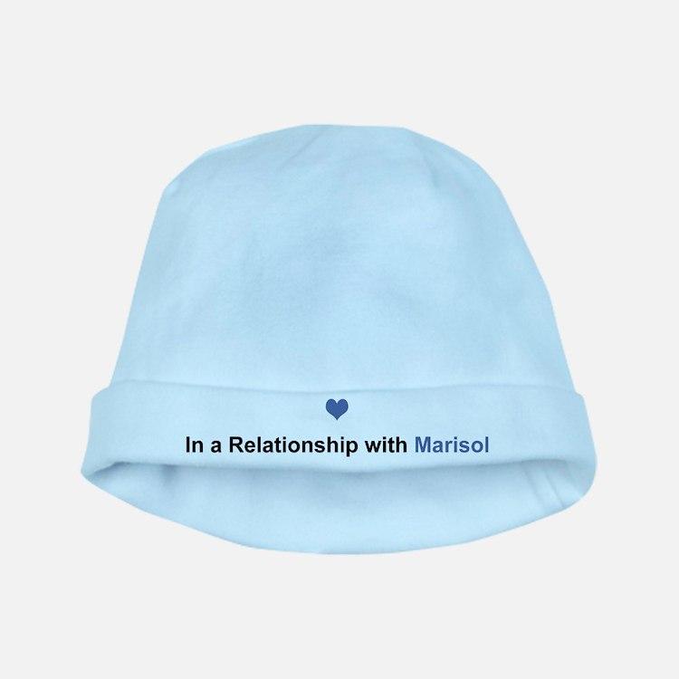 Marisol Relationship baby hat