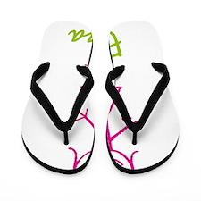 Eliza-cute-stick-girl.png Flip Flops