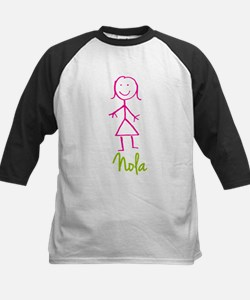 Nola-cute-stick-girl.png Tee
