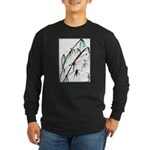 Bamboo Long Sleeve Dark T-Shirt