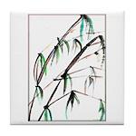 Bamboo Tile Coaster